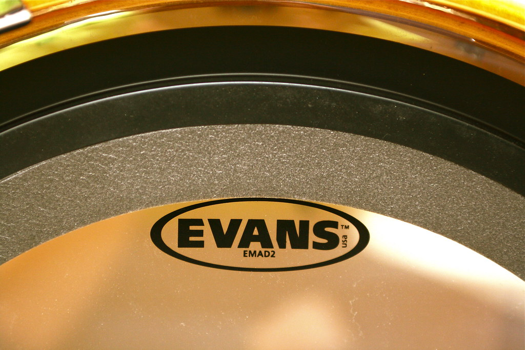 Evans EMAD2 Batter Kick Head