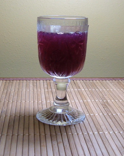 Blueberry Cordial