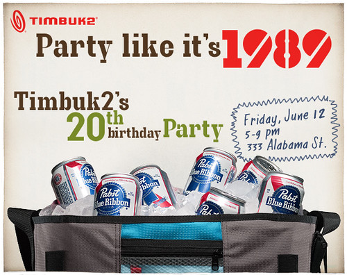 T2 20th Bday Party!