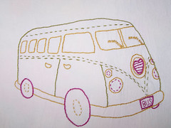 VW Love Bus