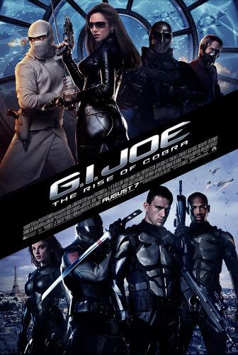 G.I. Joe: Rise of Cobra Movie Poster