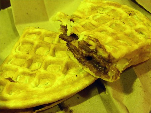 Choc Waffle