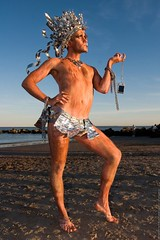 Ship's Figure Head - Mermaid Parade / Coney Island / Brooklyn / New York City / 2007