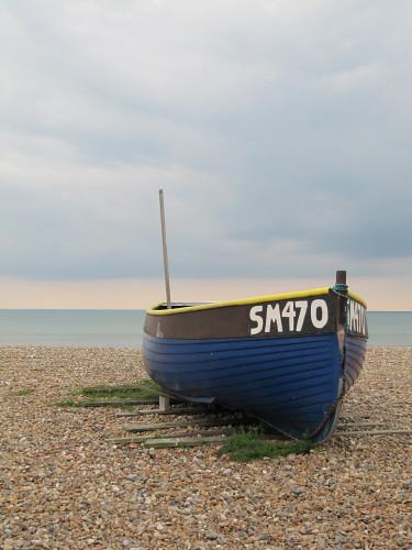 Boat at Goring
