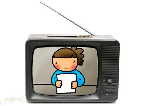 television futuro viejo
