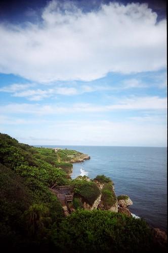 小琉球的海