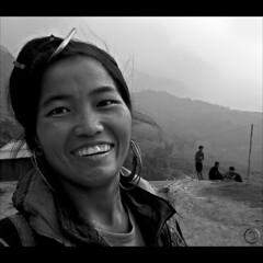 Existentialist -- Hmong woman Vu (NaPix -- (Time out)) Tags: portrait bw woman black 6x6 face canon silver square asia vietnam explore emotions sapa hmong existentialist jewely 500x500 explored napix artofimages bestportraitsaoi elitegalleryaoi exsistentialism exsistentialist