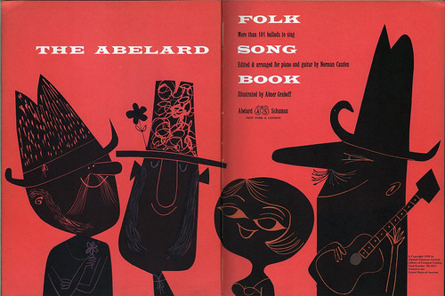 The Abelard Folk Song Book 03