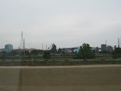 Gary Indiana - steel mills as far as you can see