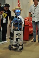 PAC-ITO (iluetkeb) Tags: home robot robocup pacito robocuphome robocup2009
