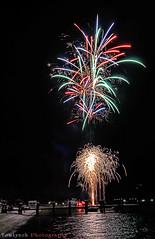 Fireworks on the Pier (pixbytommy) Tags: lynch water tom point photography virginia pier md nikon long exposure photographer fireworks thomas maryland tommy 4thofjuly topaz piney lucisart d300 gotothelight pixbytommy tomlynchphotographycom
