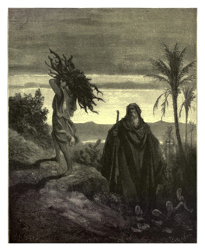 020- Prueba de fe de Abraham-Gustave Doré