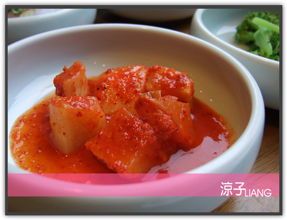 李家長壽 韓國料理06
