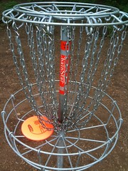Disc Golf success