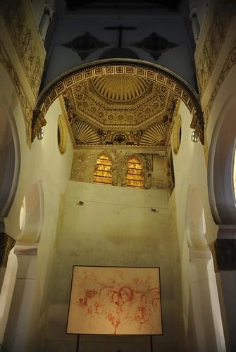 Sinagoga de Santa María la Blanca. Toledo.