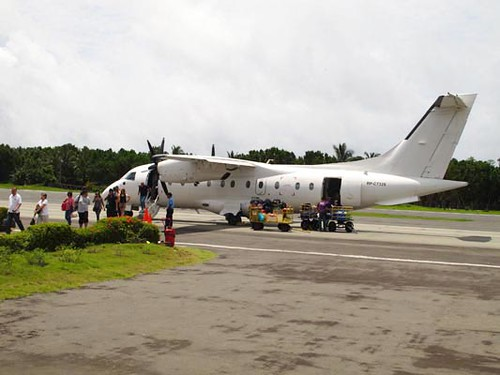 32 seater plane