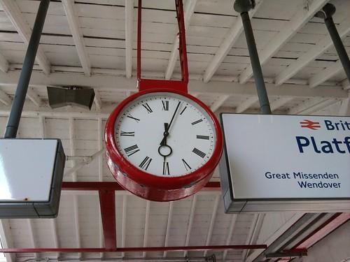 Amersham Clock