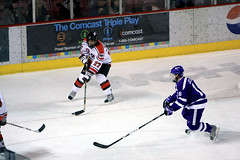 #27 Andrei Uryadov (SaraMelikian) Tags: ny hockey troy denver co ncaa crusaders engineers rpi rensselaer ecac holy hockey 1 cup cross fargo ice divison wells denver