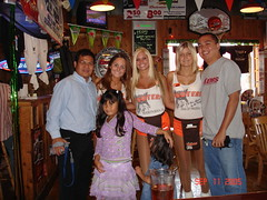Hooters (Are Nold Rob Bore) Tags: dvd hooters bday hootergirls