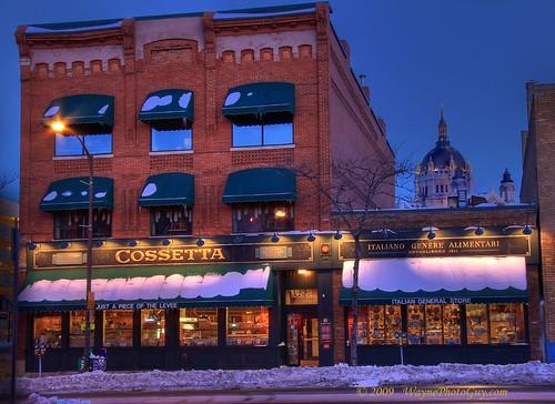 Cossettas - Classic St Paul