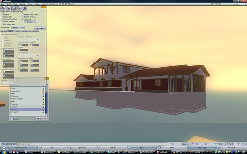 Models from Revit Imported into a Multi-User, Realtime, Collaborative Virtual World