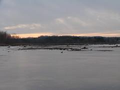 Frozen lake (Victawr) Tags: lake frozen frozenlake