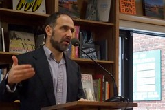 Dean Baker at Politics and Prose