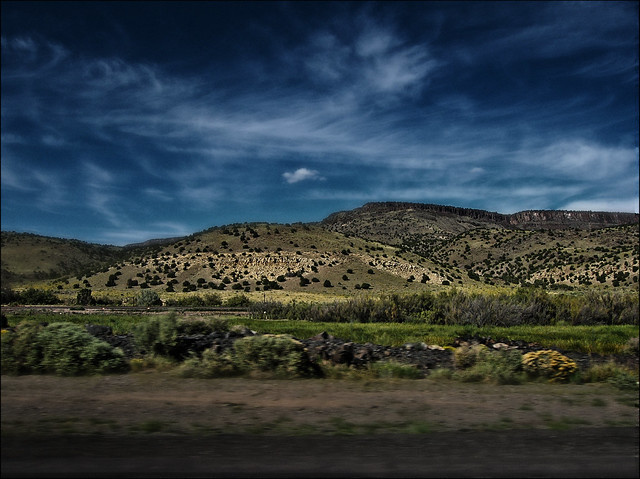 Views from the Road - New Mexico