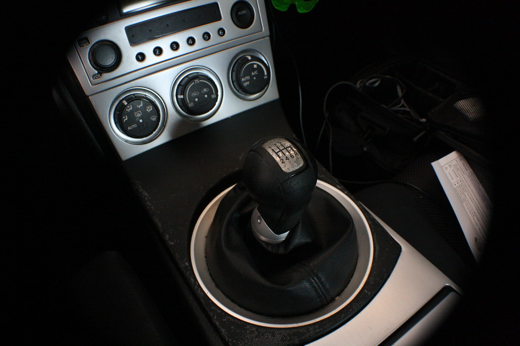 Diy Swapping The Oem 6spd Shiftknob For The Nismo