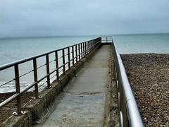 Groin (Saltdeanbeach) Tags: beach sussex brighton groin rottingdean