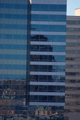 2009-02-16 Builiding Reflections in Seattle (3)