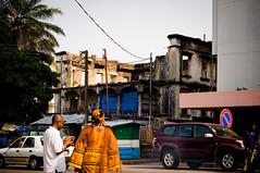 War in Freetown (unipus) Tags: africa sierraleone freetown wardamage