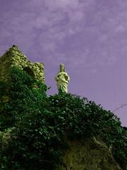 PA1219231 Sagrado Corazn en la Pea (ASpepeguti) Tags: espaa andaluca spain andalucia andalusia mlaga mijas alandalus e410 zd1442mm semanasanta2008 aspepeguti