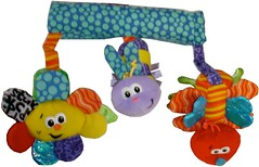 Recalled baby toys