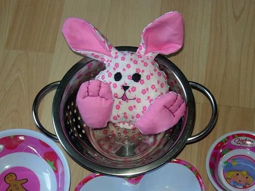Happity bunny 1