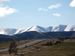 Central Otago, south island view