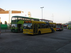 Dennis Dart SN55DVO (southern_paul) Tags: buses yellow pointer dennis bournemouth dart plaxton transdev