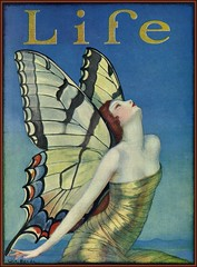 Free To Use (Suzee Que) Tags: vintage magazine ephemera lifemagazine benda freetouse wtbenda vintagemagazinecover