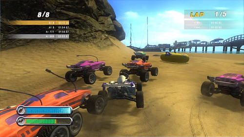 Smash Cars screenshot 1