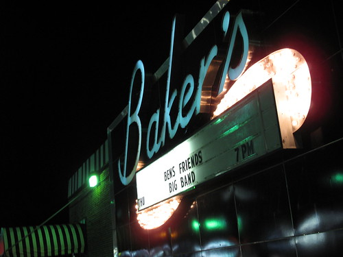 Baker's Keyboard Lounge