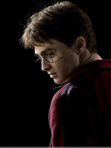 Daniel Radcliffe Misterio del Príncipe 6