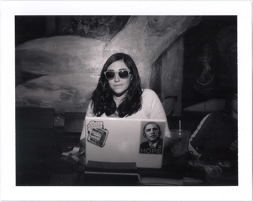 Paige (Cup of Joe Polaroids)