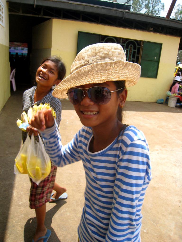 Sur la route vers Phnom Penh