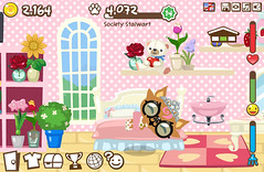 Pet Society: Tea Leaf is Asleep (Milkdoll (Moved to new account!)) Tags: game cute character ps kawaii facebook tealeaf petsociety