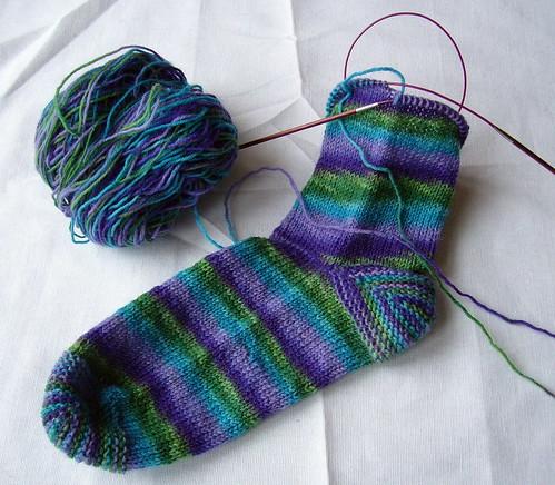 Provence Socks