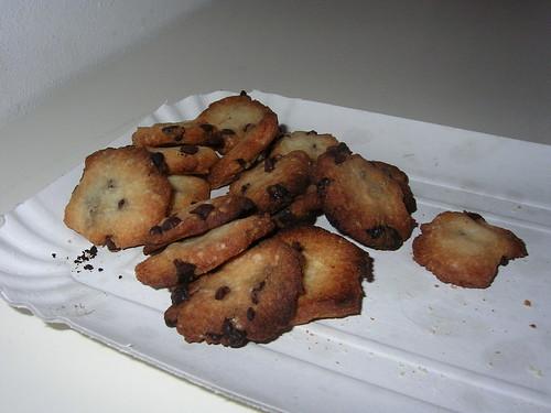 Immangiabili biscotti con farina di riso