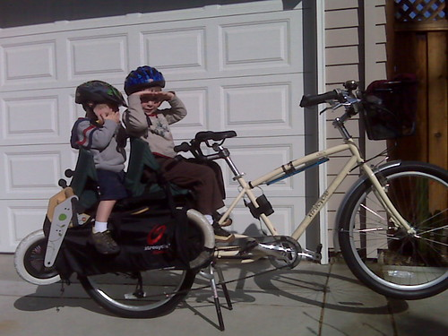 Ready to bike to the park!