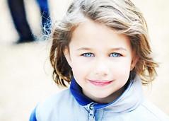 Girl at the park... (Shana Rae {Florabella Collection}) Tags: park blue portrait texture girl beautiful eyes nikon dad child naturallight jeans d300 florabella shanarae