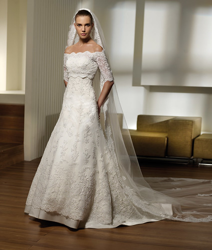 Spanish Wedding Dresses: The Dream Wedding Inspirations: Spanish Wedding Dresses