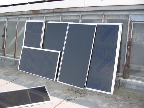 Dummy Solarmodule